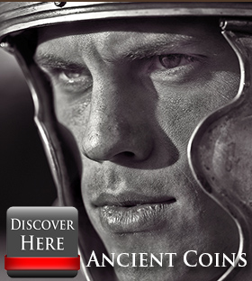 discover ancient coins